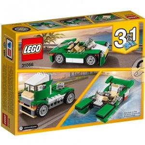 LEGO Creator Yeşil Üstü Açık Araba 31056