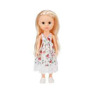 Alyss Günlük Elbiseli Bebek 30 cm.