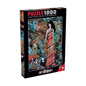 1000 Parça Puzzle : Paha Biçilmez