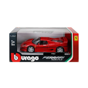 1:24 Ferrari F50 Araba