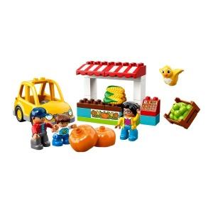 LEGO DUPLO Çiftçi Pazarı 10867