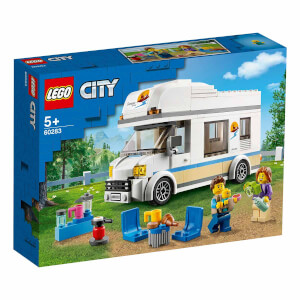 LEGO City Great Vehicles Tatilci Karavanı 60283
