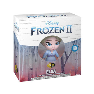 Funko Pop 5 Star Frozen 2 : Elsa Figür