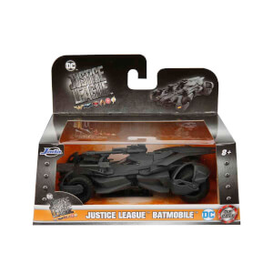 1:32 Batman Justice League Batmobile Metal Araba
