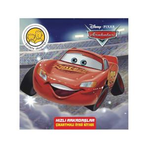 Disney Arabalar Hızlı Arkadaşlar Çıkartmalı Öykü Kitabı