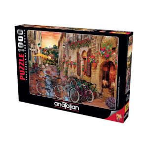 1000 Parça Puzzle : Toscana Keyfi