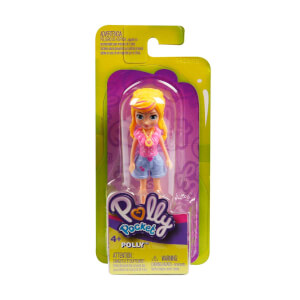 Polly Pocket ve Arkadaşları Figür