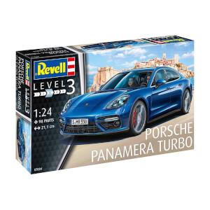 Revell 1:24 Porsche Panamera Turbo Araba 7034
