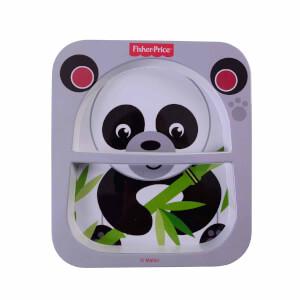Fisher Price Bölmeli Mama Tabağı Panda