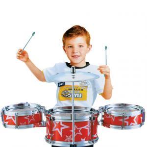 Jazz Drum Mini Bateri Seti