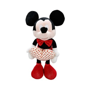 Mickey I Love You Peluş 50 cm.