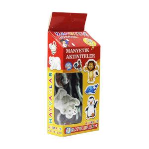 Manyetik Aktiviteler Hayvanlar 30 Parça