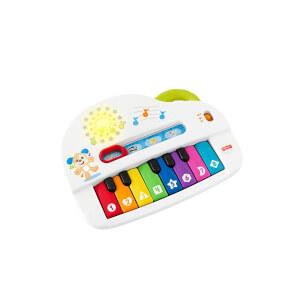 Fisher Price Eğlen & Öğren Işıklı ve Eğlenceli Oyuncak Piyano Türkçe GTW20