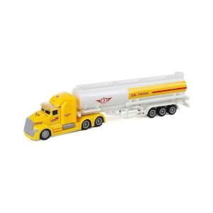 1:50 Maxx Wheels Sesli ve Işıklı Yakıt Tankeri