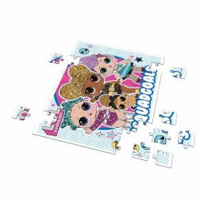 100 Parça Puzzle: L.O.L
