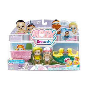 Baby Secrets Sürpriz Figür ve Oyun Seti Seri 2
