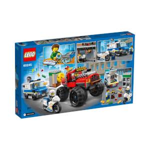 LEGO City Police Polis Canavar Kamyon Soygunu 60245