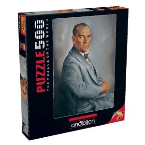 500 Parça Puzzle : Mustafa Kemal Atatürk