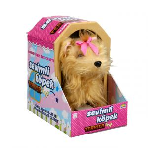 Jamina Sevimli Köpek Terrier
