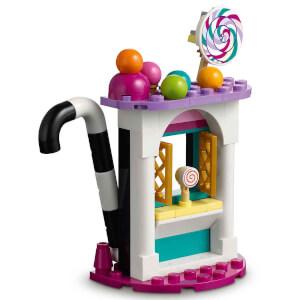 LEGO Friends Sihirli Dönme Dolap ve Kaydırak 41689