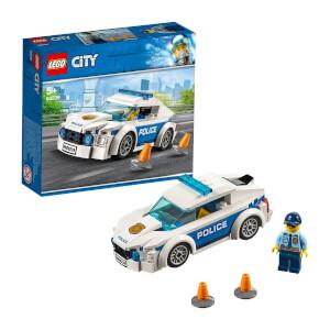 LEGO City Police Polis Devriye Arabası 60239
