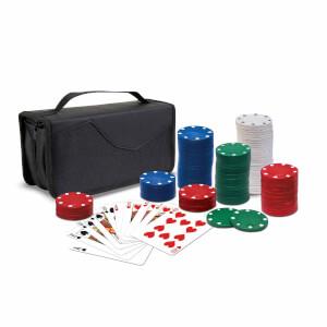 200'lük Pro Poker Çantalı Set
