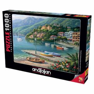 1000 Parça Puzzle : Liman