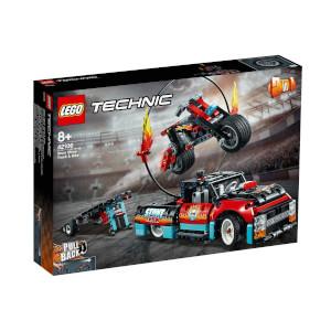 LEGO Technic Gösteri Kamyoneti ve Motosikleti 42106