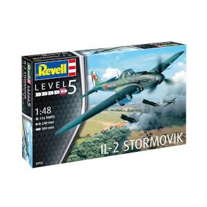 Revell 1:48 Stormovik Uçak 3932