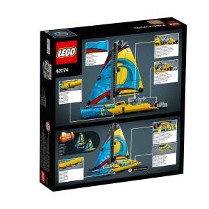 LEGO Technic Yarış Yatı 42074