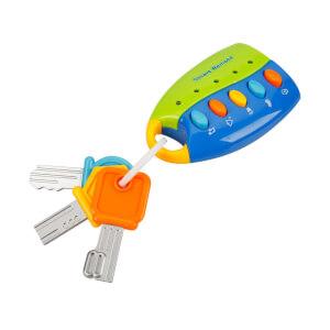 Minibo Sesli ve Işıklı Eğitici Anahtarlığım