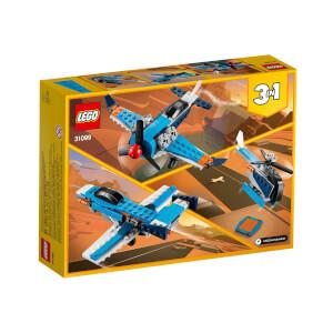 LEGO Creator Pervaneli Uçak 31099