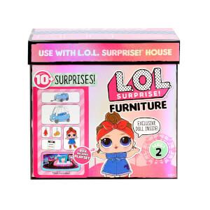 L.O.L Bebek ve Mobilya Oyun Seti Seri 2
