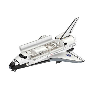 Revell 1:144 Shuttle Atlantis Model Set Uçak 64544