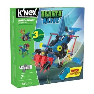 Knex Robo - Jaws Motorlu Yapım Seti 34406