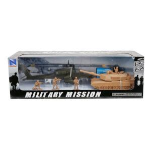 Askeri Görev Araç Oyun Seti