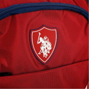 U.S. POLO Okul Çantası Kırmızı 9201