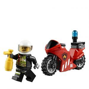 LEGO City Yangına Müdahale Birimi 60108