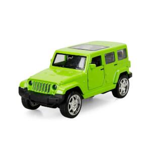 Maxx Wheels Işıklı Jeep Model Arabalar 12 cm.