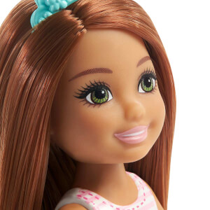 Barbie Prenses Macerası Chelsea Bebek ve Prenses Hikayesi Oyun Seti