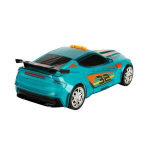 Teamsterz Sesli ve Işıklı Renk Değiştiren Araba Yeşil 27 cm.