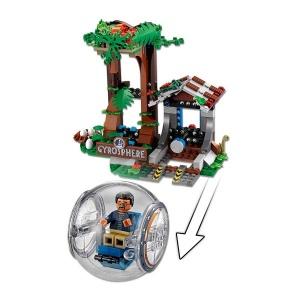 LEGO Jurassic World Carnotaurus Jirosfer Kaçışı 75929