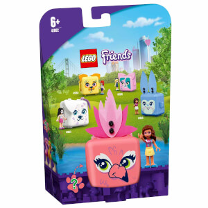 LEGO Friends Olivia'nın Flamingo Küpü 41662