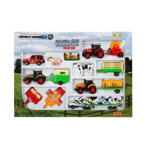 Çiftlik Traktör Seti