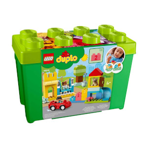 LEGO DUPLO Classic Lüks Yapım Parçası Kutusu 10914