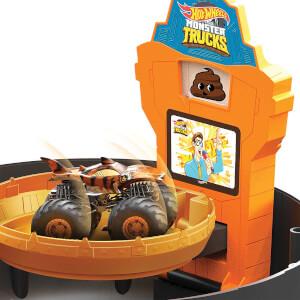 Hot Wheels Monster Trucks Akrobasi Tekerleği Oyun Seti GVK48