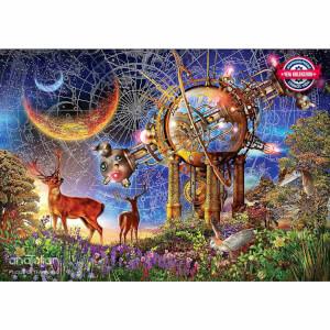 1500 Parça Puzzle : Yıldız Gözlemcisi