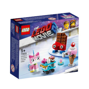 LEGO Movie 2 Unikitty's Friends 70822