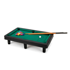 2 in 1 Midi Pool Mini Bilardo Oyunu