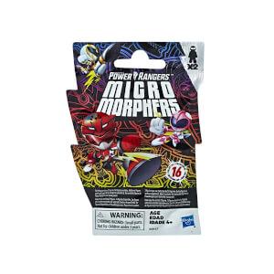 Power Rangers Mikro Morphers Sürpriz Paket E5917